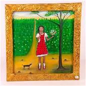 247: Lorenzo Scott Folk Art