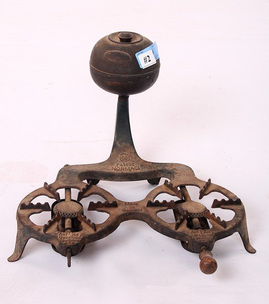 2: German Table Top Cooking Stove-Global Gas