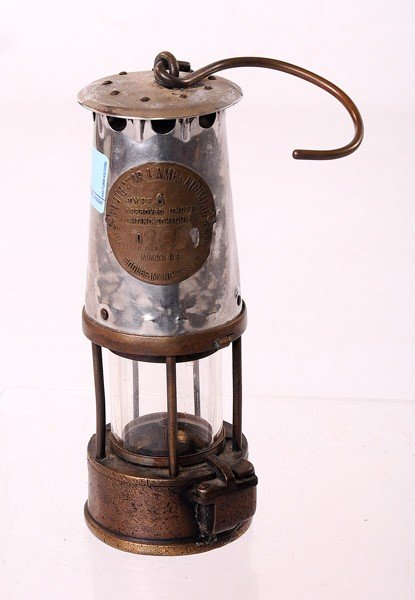 7: Protector Miner Lamp & Lighting-Type 6-Carbide