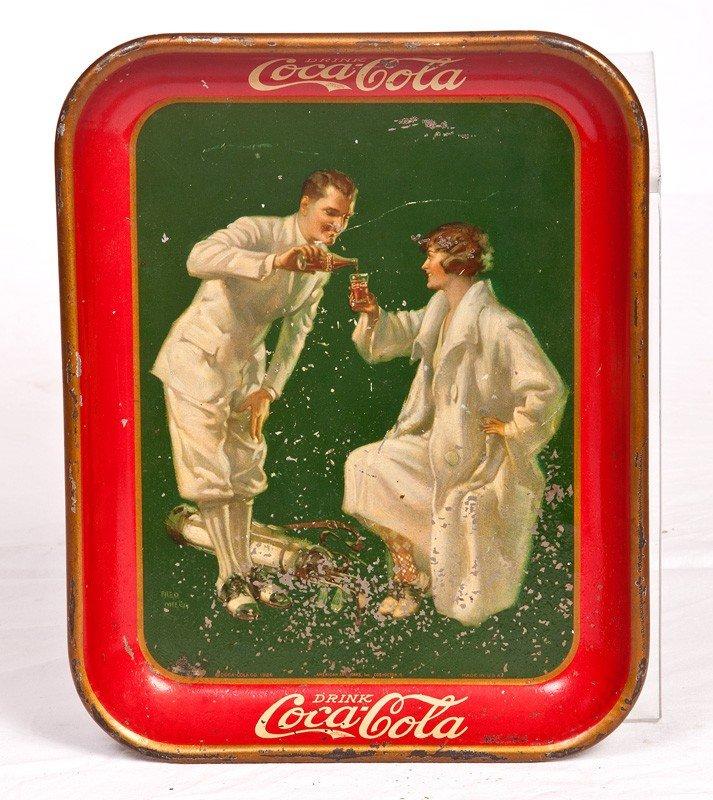 2: 1926 Coca Cola Tray