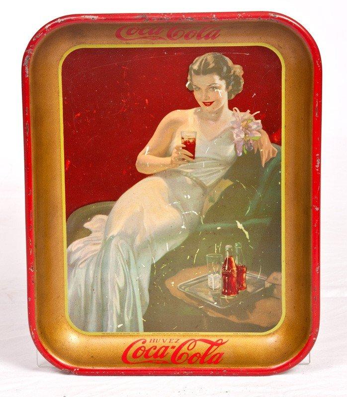 4: 1936 Coca Cola Tray