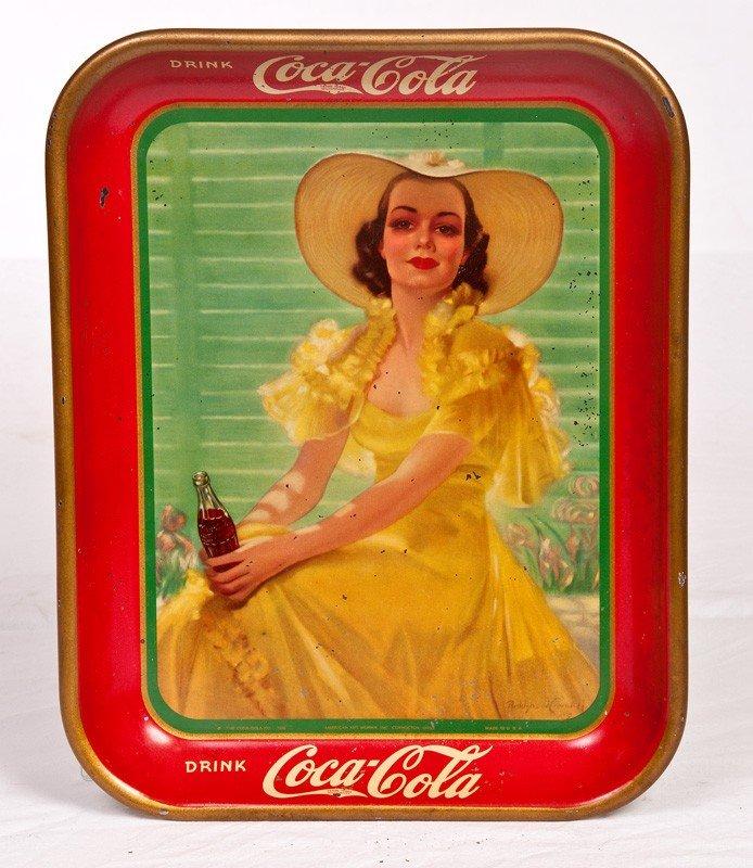 5: 1938 Coca Cola Tray