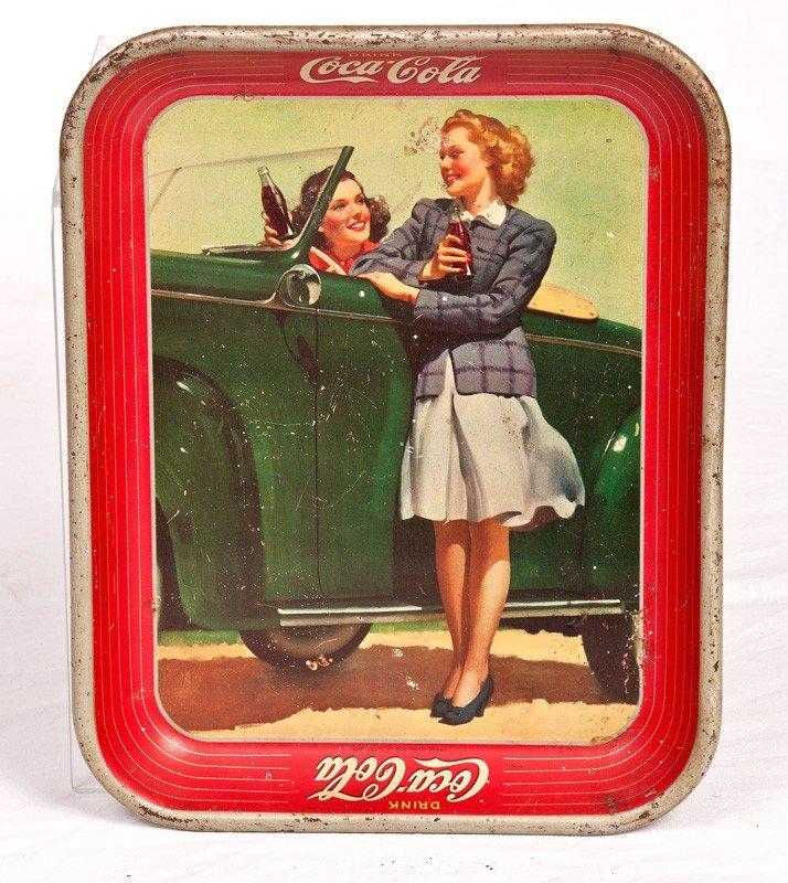 6: 1942 Coca Cola Tray
