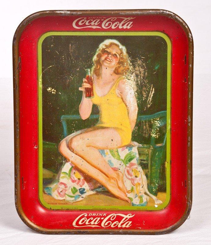 7: 1932 Coca Cola Tray