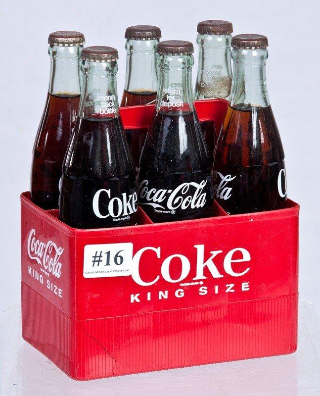 16: Six Pack King Size Coke