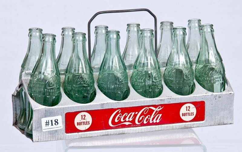 18: Twelve Pack Coke