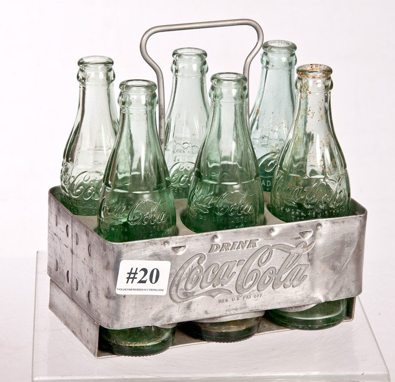 20: Rare Coca Cola Carrier