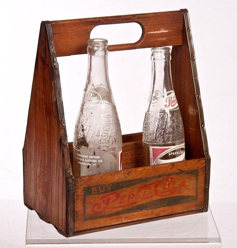 21: Wooden Pepsi Crate