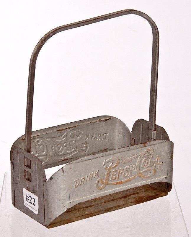 22: Pepsi Tin Carrier