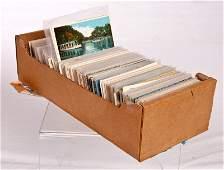 125: Sleeve of Postcards
