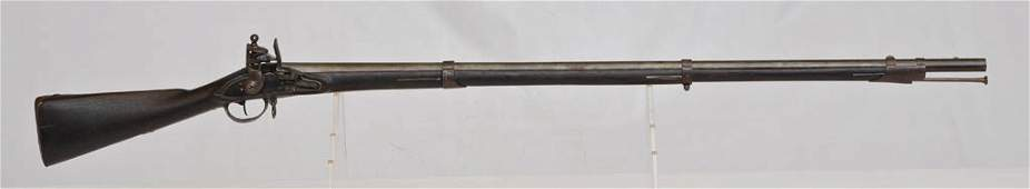 133: Flintlock Period Rifle ca. first quarter of 1800's