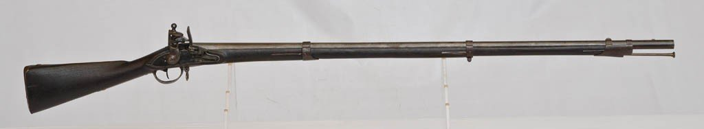 133: Flintlock Period Rifle ca. first quarter of 1800's