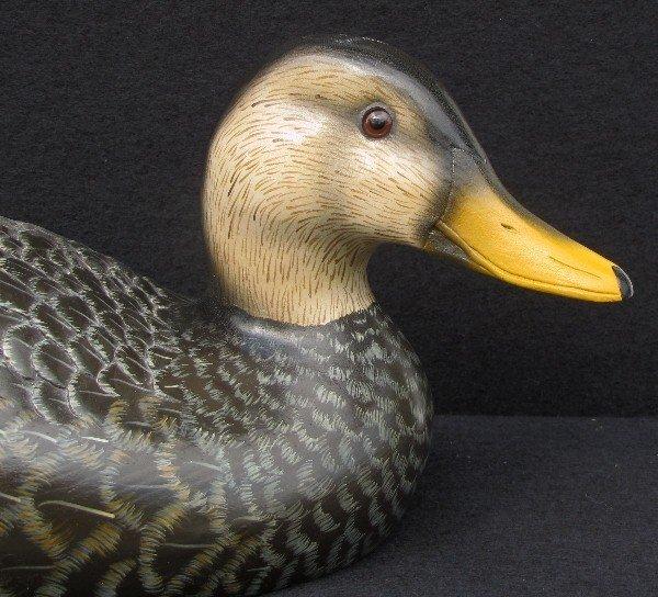 94: Larry Deedon, Riverbend Carvers duck decoy, limited - 2