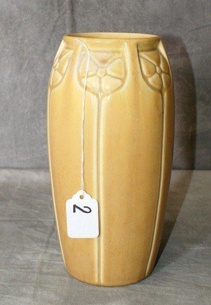 Rookwood pottery vase circa 1922