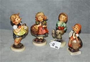 """4 Hummel figures. H:5"""""""