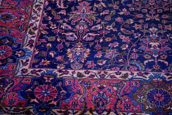 Palace size Oriental rug. 20' x 9' - 2
