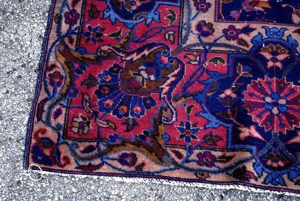 Palace size Oriental rug. 20' x 9' - 3