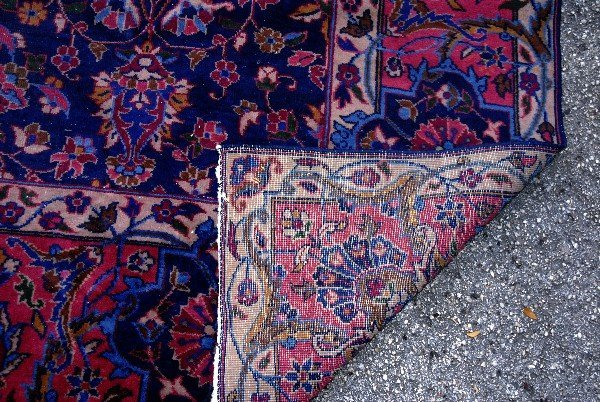 Palace size Oriental rug. 20' x 9' - 5