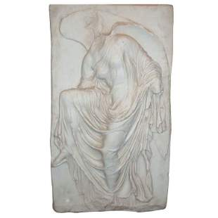 Winged Victory of Samothrace, after the antique, wall
