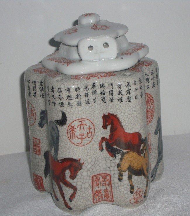 7: Chinese TeaPot