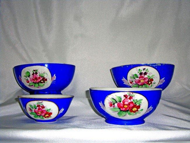 20: A Group of Gardinar Bowl