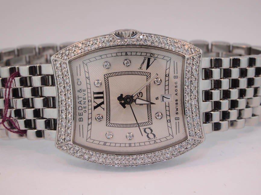 11: Bedat & Co Ladies Diamond Watch