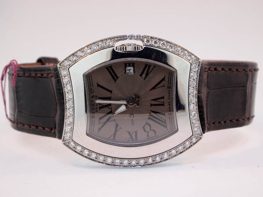 12: Bedat & Co Ladies Diamond Watch