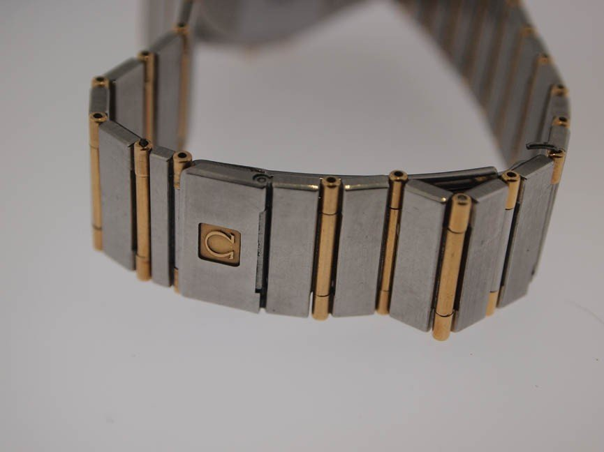 24: Omega Mens 18k and SS Constellation. - 5