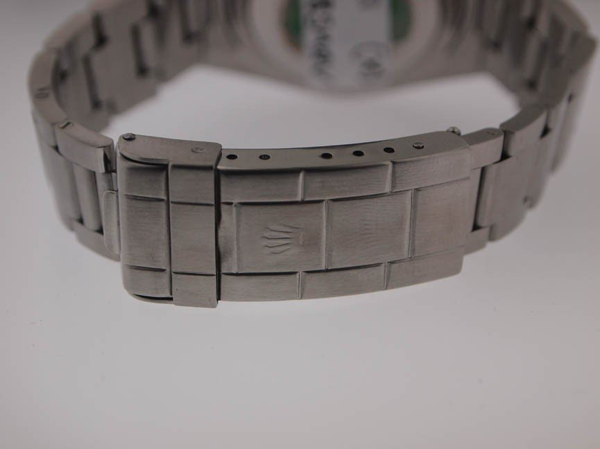 137: Rolex Mens SS Submariner. Date. PAPERS. X Serial. - 5