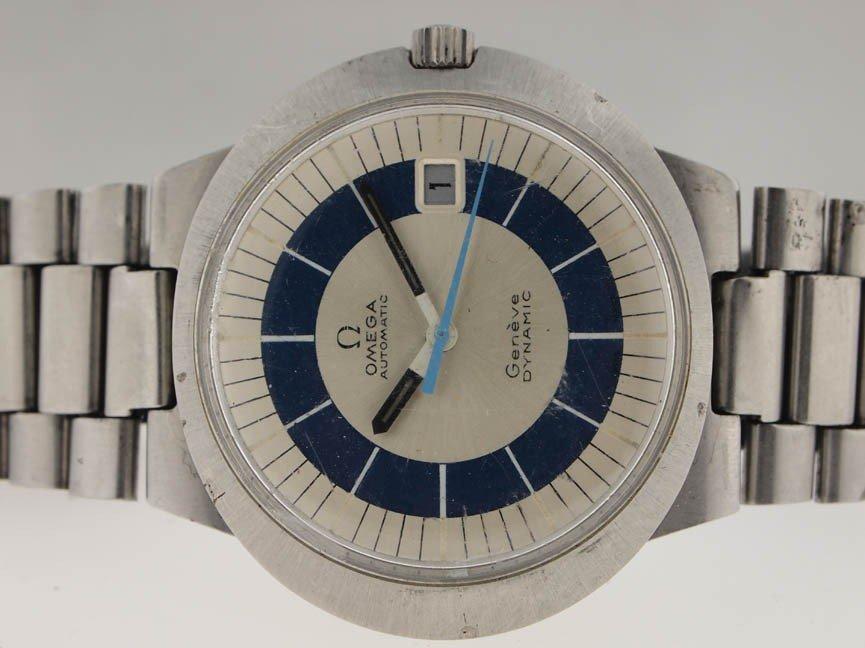 12: Omega Mens Dynamic Automatic. Circa 1970s.