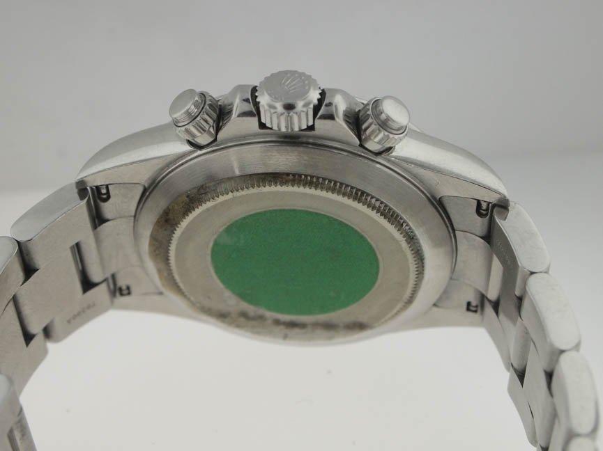 14: Rolex Mens SS Daytona Cosmograph. - 3