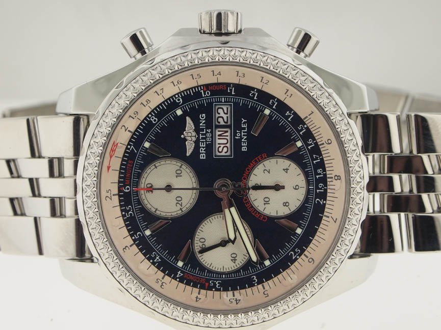 15: Breitling Mens Bentley GT Chronograph.