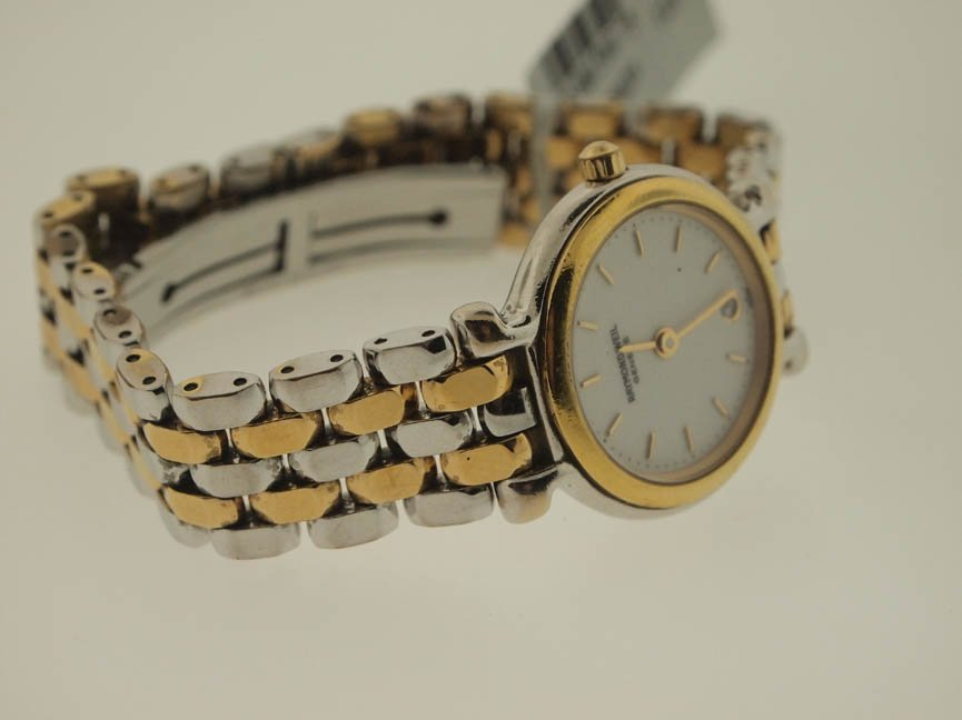 18: Raymond Weil Ladies Two Tone Watch. - 2