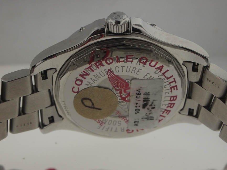 21: Breitling Mens SS Colt GMT. - 3