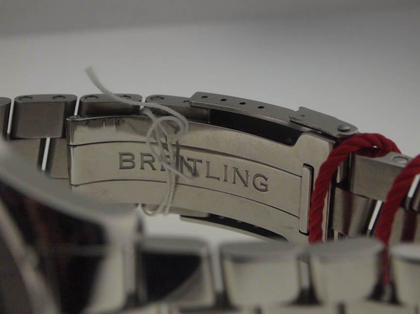 21: Breitling Mens SS Colt GMT. - 5