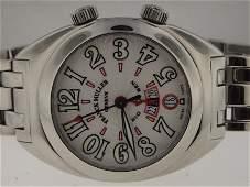 92: Franck Muller Mens SS Big Ben. $18.7k List. Box/Pap