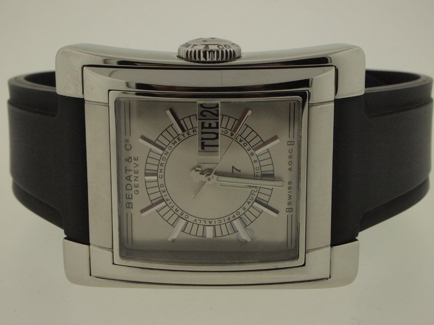 Bedat & Co Mens SS No.7 39MM Automatic.