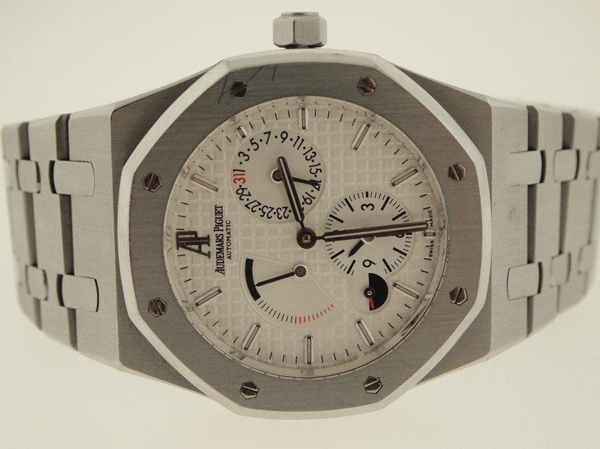 Audemars Piguet Mens Royal Oak Power Reserve Day-Night