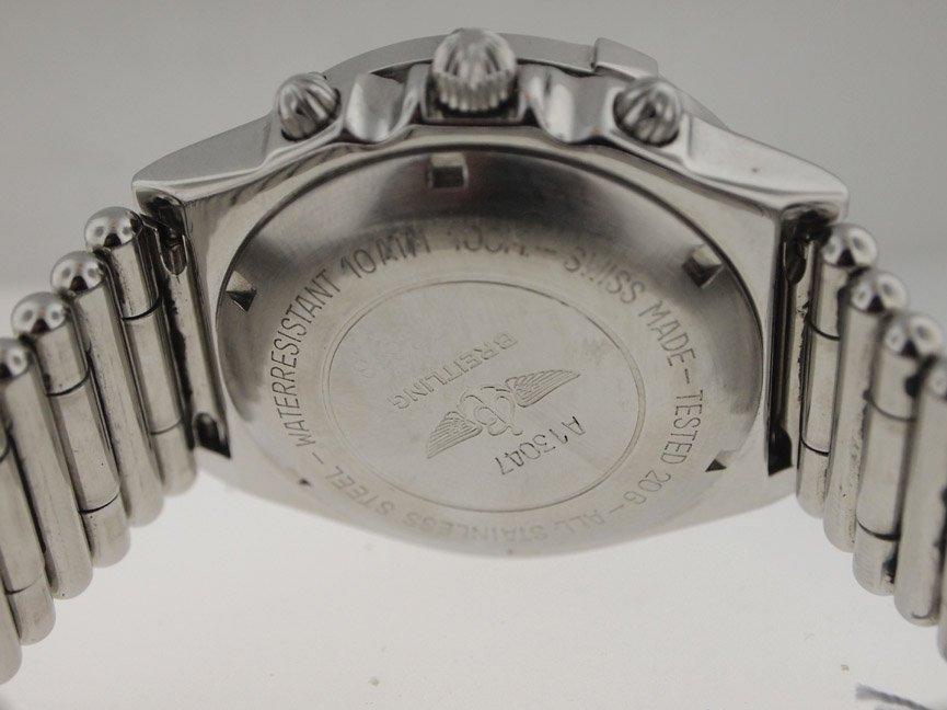 Breitling Mens SS Chronomat Bullet Bracelet. - 3