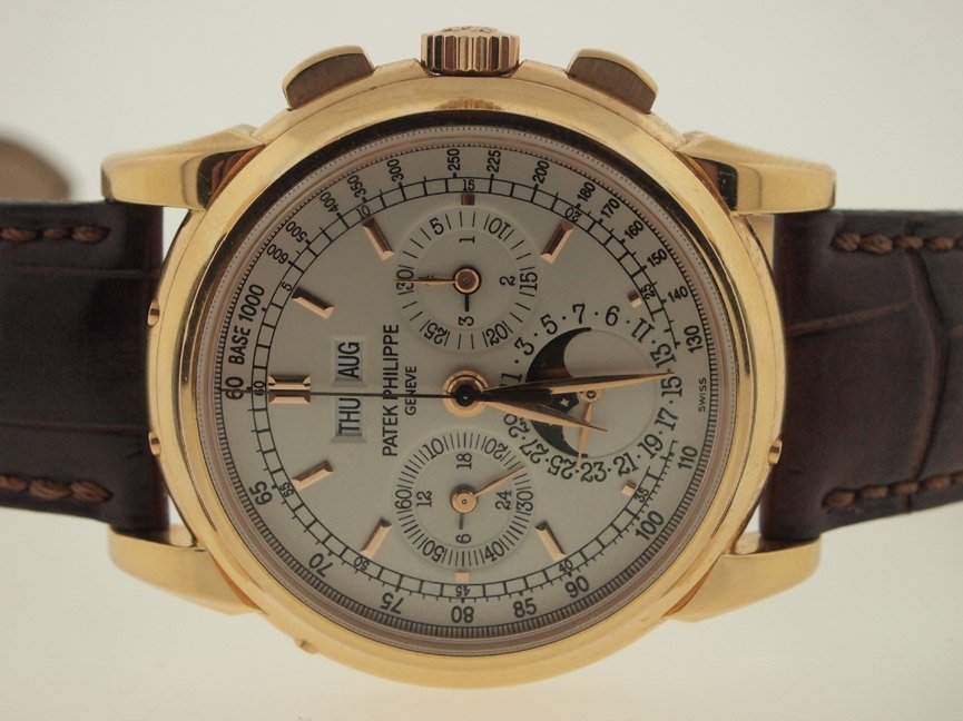 116: Patek Philippe 18k RG 5970R GRAND COMPLICATIONS. V