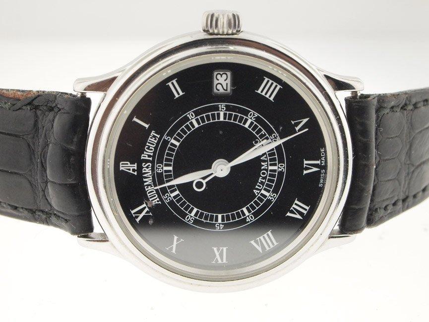 Audemars Piguet Mens SS Automatic Dress Watch.