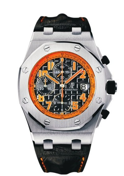 Audemars Piguet Royal Oak Offshore Volcano Chronograph.
