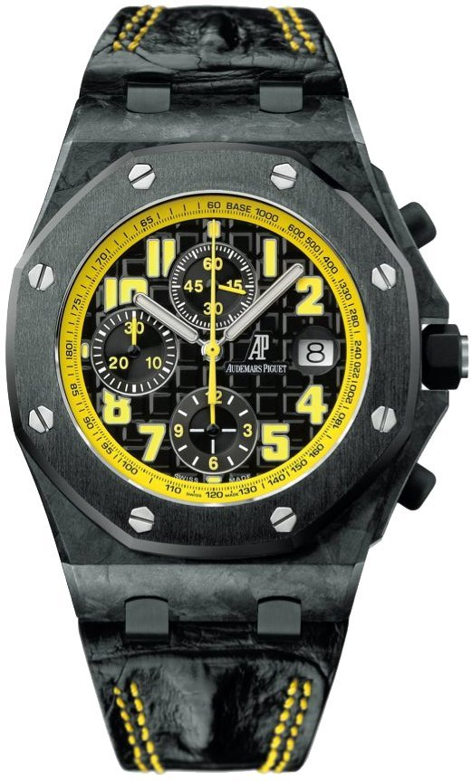 Audemars Piguet Royal Oak Offshore Bumble Bee Forged Ca