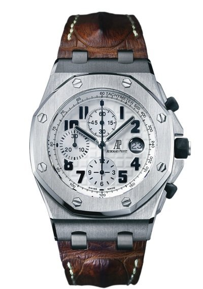 Audemars Piguet Royal Oak Offshore Safari Chronograph.