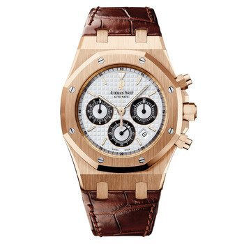 Audemars Piguet 18k Rose Gold Royal Oak 39mm Chronograp