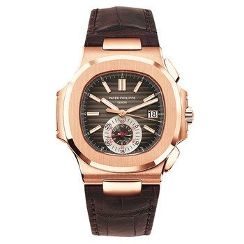 Patek Philippe 18k Rose Gold 5980R Nautalis Chronograph