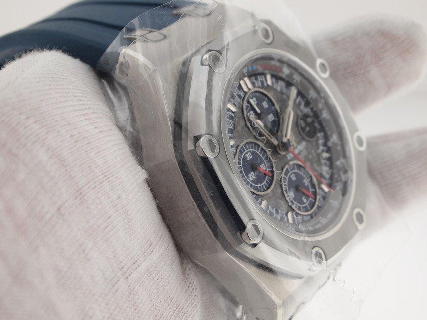 Audemars Piguet Royal Oak Offshore Platinum Schumacher - 3