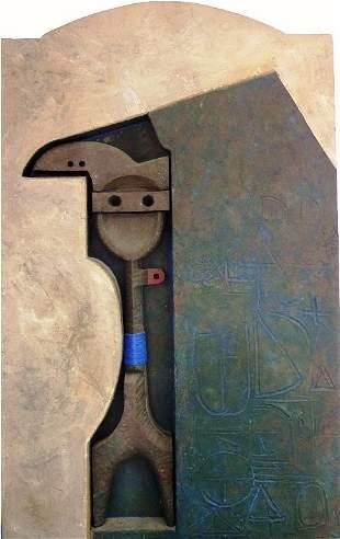"""Marcelo Bonavardi """" Messenger"""""""