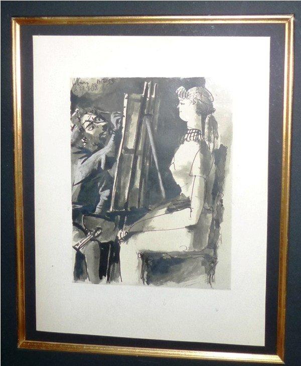 """24: Pablo Picasso """"The verve suite"""""""
