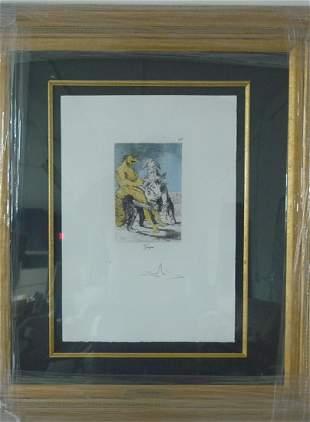 Salvado Dali Goya